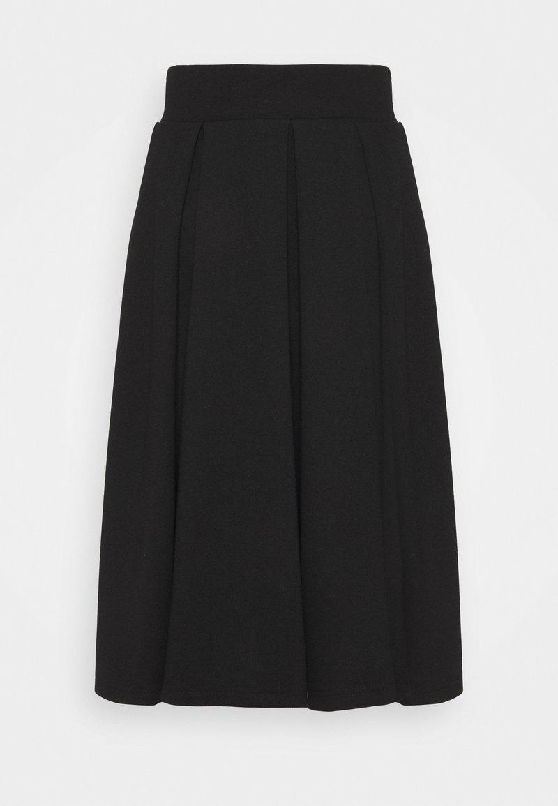 Anna Field Tall - A-line skirt - black
