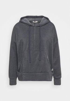 WORK IT OUT HOODIE - Sweatshirt - black