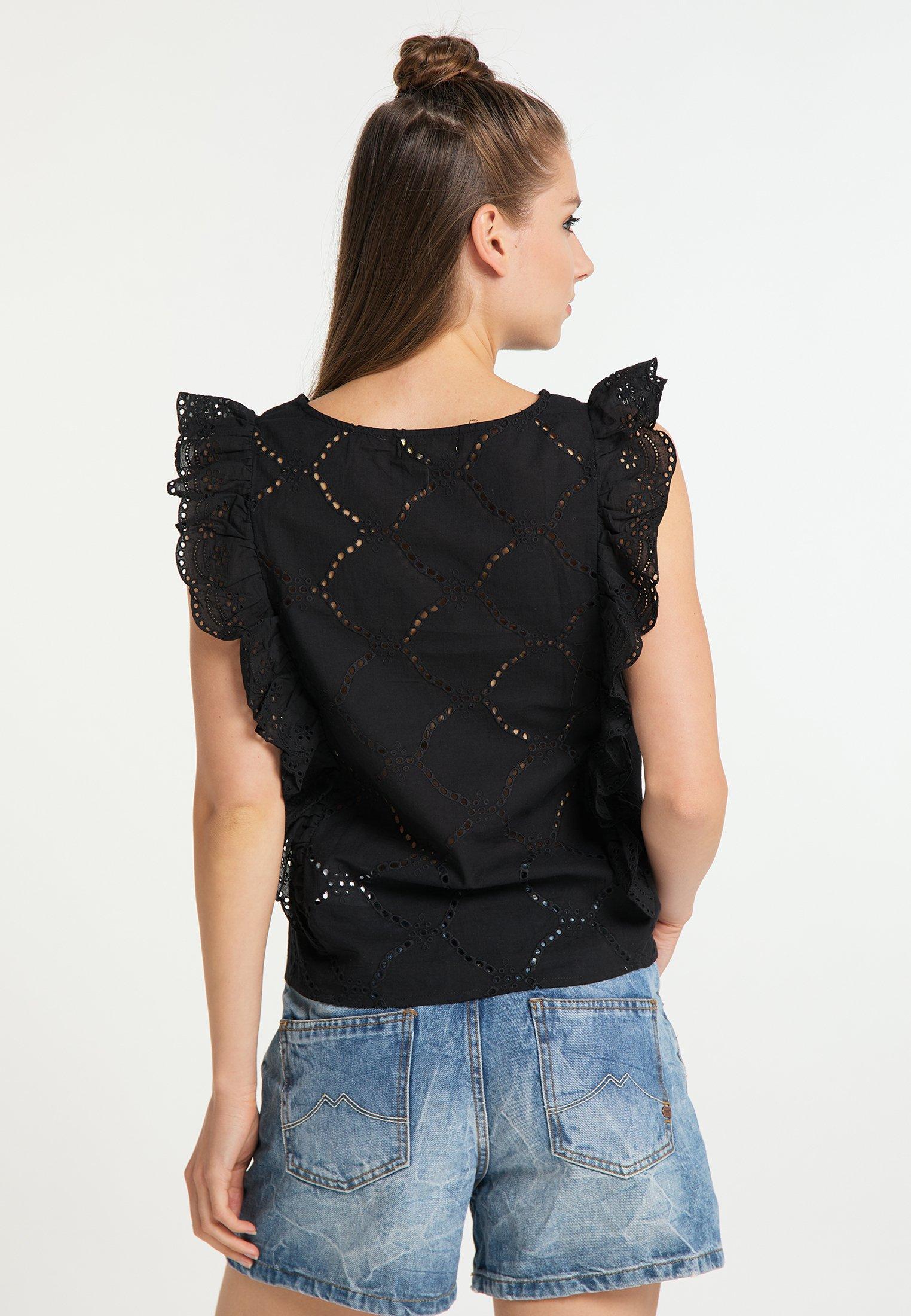 Buy Women's Clothing myMo Blouse schwarz TN4scYZzW