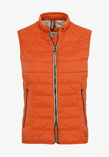 Waistcoat - orange