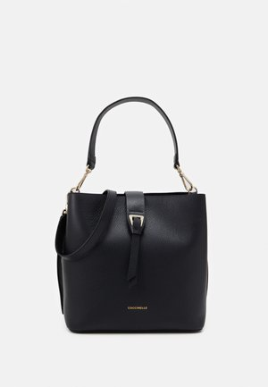 ALBA BUCKET SHOULDER - Torebka - noir