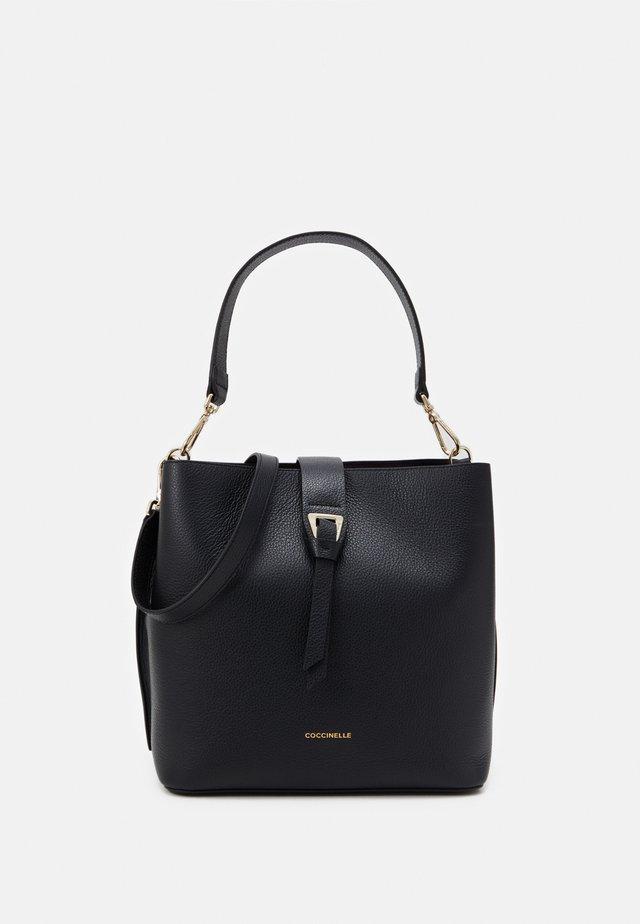 ALBA BUCKET SHOULDER - Handbag - noir