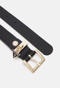Guess - DESTINY ADJUSTBLE PANT BELT - Belt - black - 1