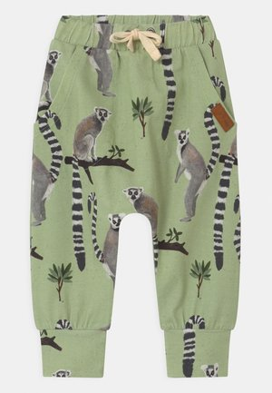 LEMUR BAGGY - Trousers - green