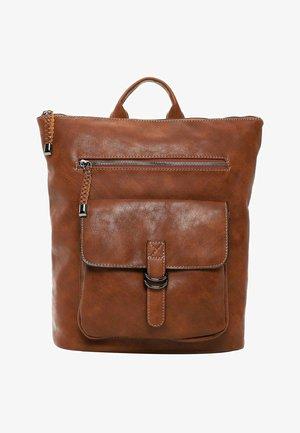 LISSY - Backpack - cognac