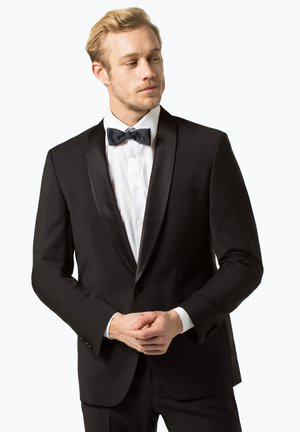 BAUKASTEN-SAKKO - Suit jacket - schwarz