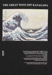 Nominal - WAVE - Triko spotiskem - black - 6