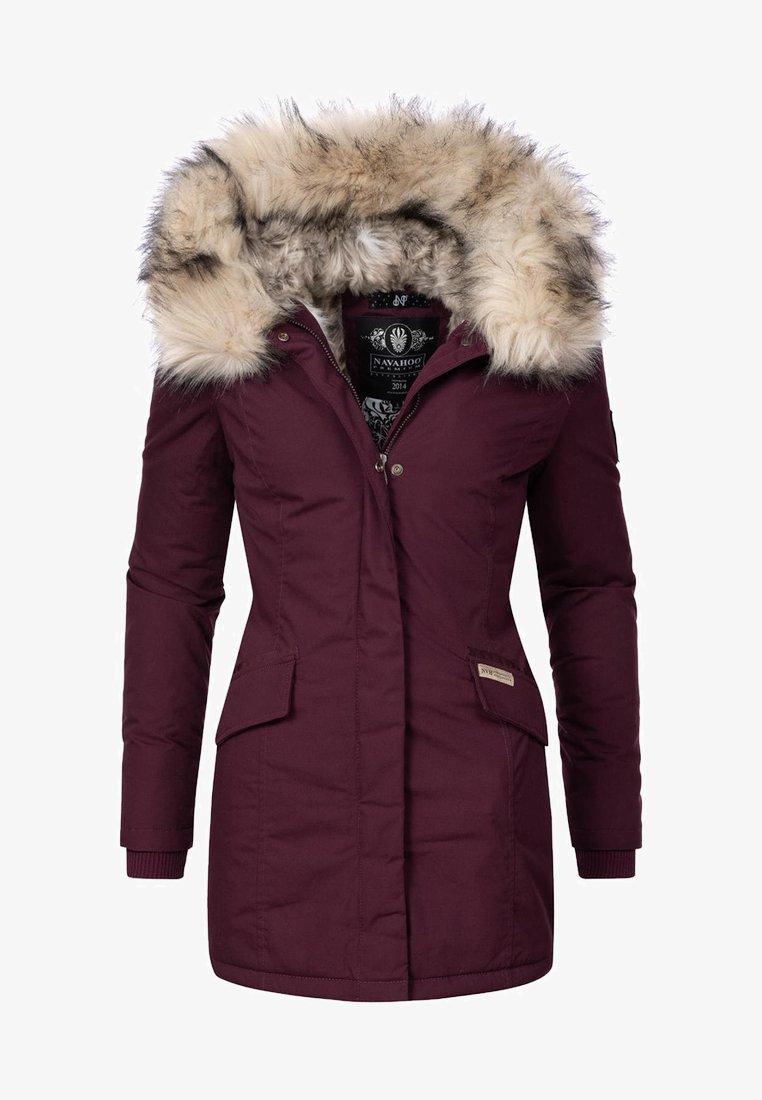 Navahoo - CRISTAL - Winter coat - burgundy