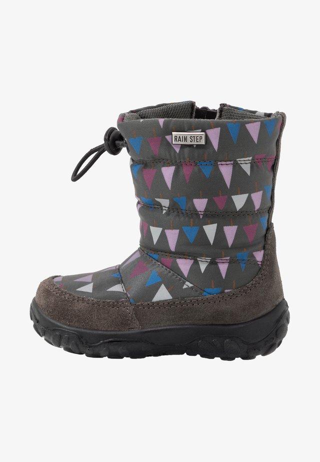 POZNURR - Winter boots - dunkelgrau