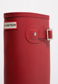 Hunter ORIGINAL - ORIGINAL TALL - Wellies - military red - 6