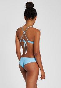 Volcom - SIMPLY SOLID SCOOP - Bikini top - coastal blue - 1