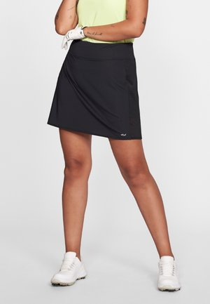 MIKO - A-line skirt - black