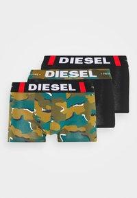 Diesel - UMBX-DAMIEN 3 PACK  - Pants - black/green - 4