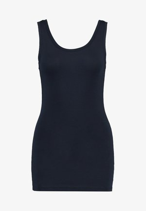 TULLA - Top - navy noir