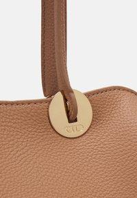Dune London - DERNLIE - Handbag - camel - 4