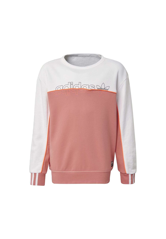 Große Förderung adidas Originals CREW SWEATSHIRT - Sweatshirt - pink   Damenbekleidung 2020