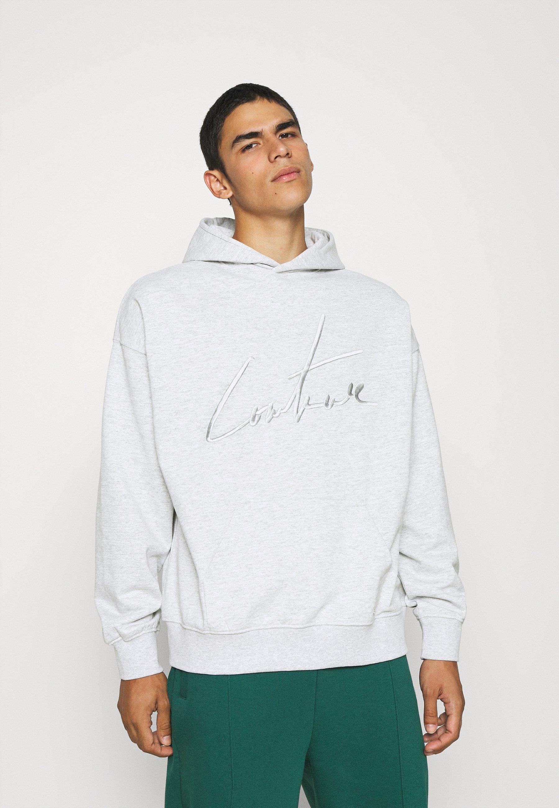 Homme BASIC HOODIE - Sweatshirt
