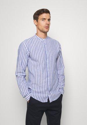 MANDARIN - Shirt - blue