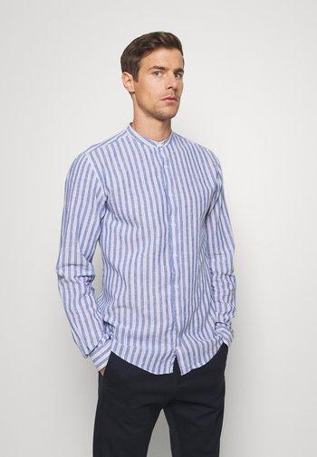 MANDARIN - Camicia - blue
