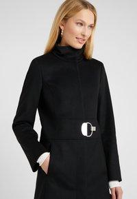HUGO - MONATA - Zimní kabát - black - 3