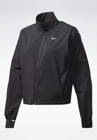 Reebok - RUNNING ESSENTIALS - Training jacket - black - 7