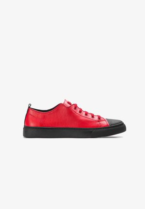 SAVO - Sneakers basse - red