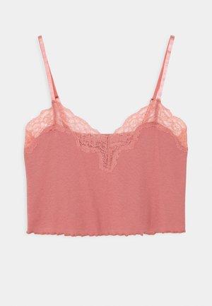 x NA-KD CAMI MIA - Maglia del pigiama - dusty pink