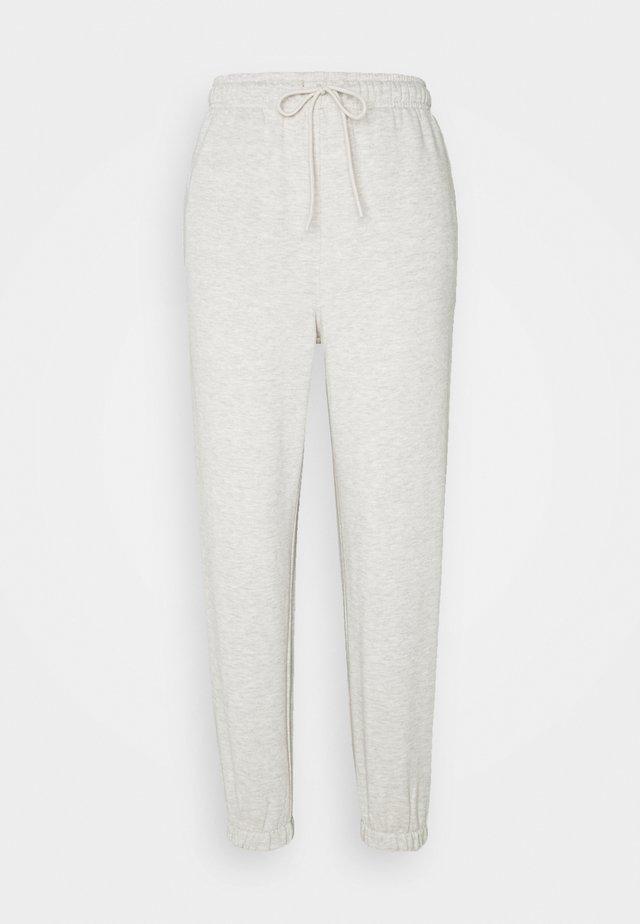 HARLEY JOGGER - Teplákové kalhoty - grey marl
