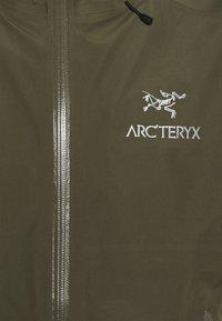 Arc'teryx - BETA LT JACKET MENS - Giacca hard shell - dark green - 5