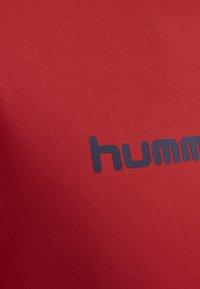 Hummel - DUO SET - Sports shorts - true red/marine - 6