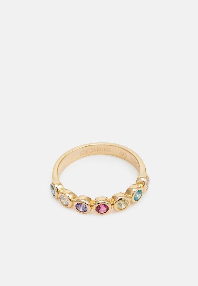 SARDINIEN SETTE - Bague - gold-coloured