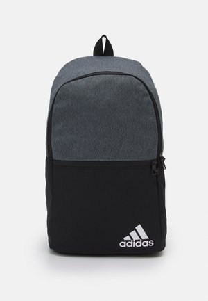 DAILY UNISEX - Rucksack - dark grey heather/black/white