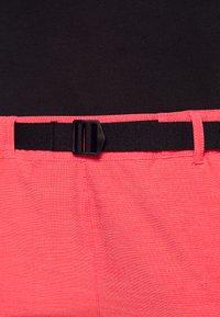 Icepeak - MODICA - Pantaloncini sportivi - hot pink - 3