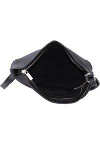 Cowboysbag - WALMER  - Across body bag - black - 4