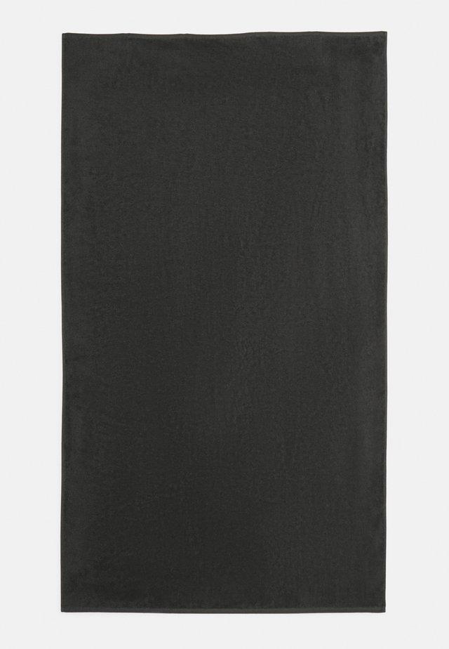 BEACH TOWEL 180x100CM 500 GSM - Serviette de plage - dark grey