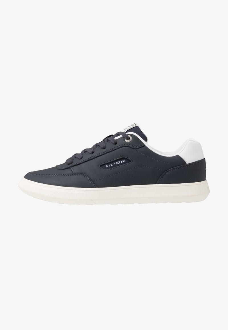 Tommy Hilfiger - ESSENTIAL COURT - Sneakers - blue