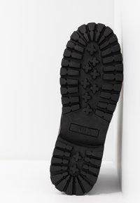 Fila - MAVERICK - Lace-up ankle boots - black - 6