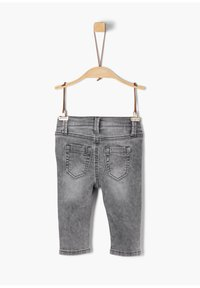 s.Oliver - Relaxed fit jeans - grey - 1