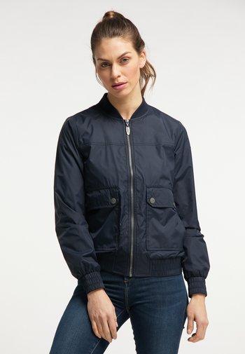 Bomber Jacket - nachtblau