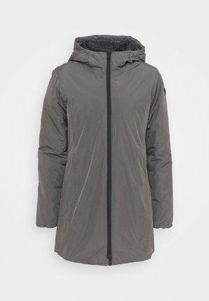 FIX HOOD - Winter coat - dust