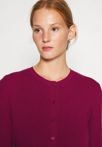 Benetton - Cardigan - burgandy - 4