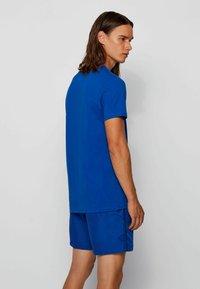 BOSS - RN - T-shirt imprimé - open blue - 5