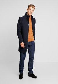 KIOMI - Classic coat - dark blue - 1