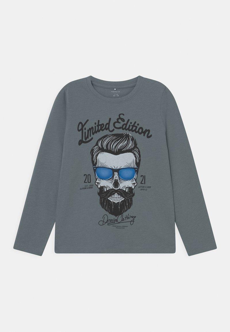 Name it - NKMNAGAR  - Maglietta a manica lunga - blue