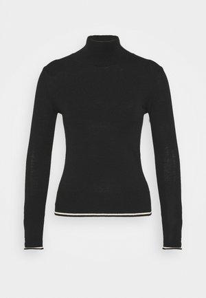 IGINO - Pullover - nero