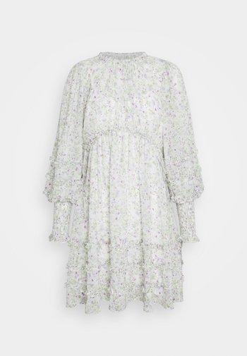 MINI RUFFLE DRESS - Day dress - dreamcatcher