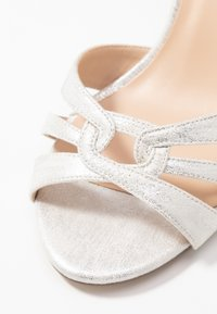 Paradox London Wide Fit - WIDE FIT HAIGAR - Sandaletter - silver - 2