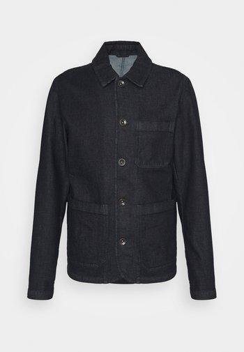 CHORE JACKET - Denim jacket - rinse