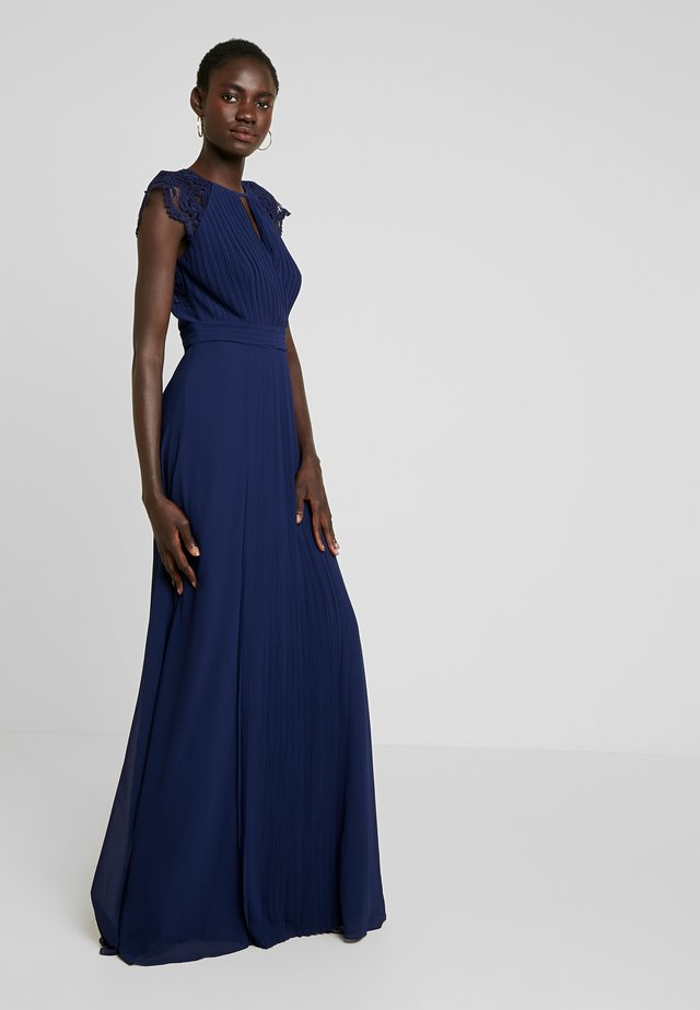 NEITH MAXI - Abito da sera - navy