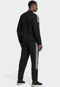 adidas Performance - Light Woven Track Suit - Träningsset - black - 2